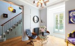 intérieur élégant et classe résidence de luxe