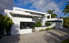 résidence de grand standing moderne