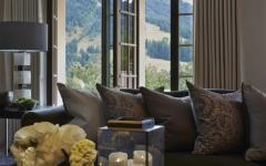 ambiance gris raffinée maison de grand standing