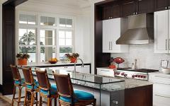 cuisine salle à manger luxueux résidence de haut standing floride