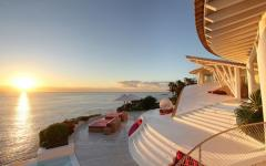 terrasse résidence de luxe prestige