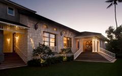 résidence de vacances luxe