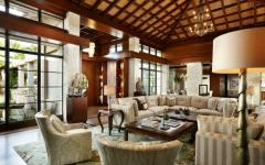 ambiance design luxe séjour maison