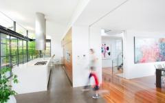 finitions de luxe maison de charme citadine australienne sydney