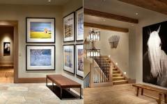 superbe intérieur design massif rustique résidence de haut standing aspen