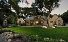 maison rustique cottage montecito