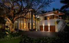 résidence de luxe familiale
