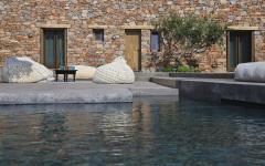 piscine extérieure maison de vacances familiales