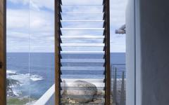 vue sur la mer villa de luxe sur la côte australienne