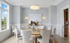 design intérieur élégant en blanc