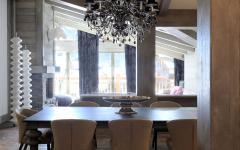 salle à manger originale rustique élégante belle demeure