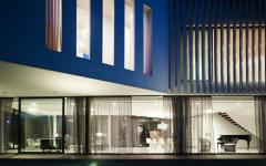 outdoor maison contemporaine de luxe