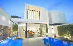 résidence de luxe citadine