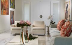 intérieur côtier maison de luxe