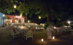 restaurant exotique romantique brésil