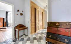 hôtel particulier région parisienne refait