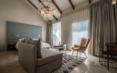 hôtel israélien gorodnia villa de luxe exotique