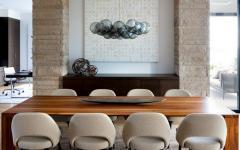 table en bois massif salle à manger