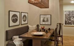 salle à manger appartement logement de ville