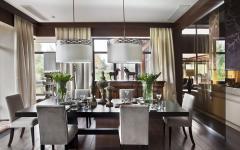 salle à manger belle demeure luxe