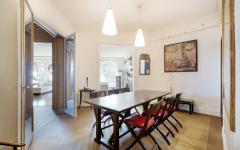 salle à manger paris luxe