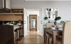 salle à manger & séjour maison moderne