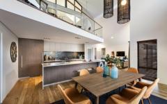 intérieur moderne design maison de vacances