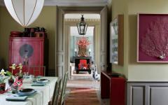 design éclectique maison secondaire rustique
