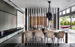 salle à manger design mobilier luxe
