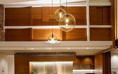 spacieuse intérieur maison d'architecte moderne