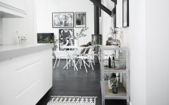 appartement aménagé combles sous toit