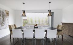 salle à manger design déco moderne