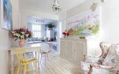 influence retro rustique éclectique intérieur maison ancienne