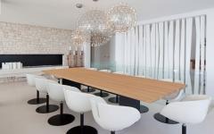 salle à manger mobilier moderne contemporain