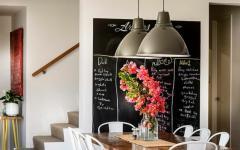 intérieur éclectique maison familiale