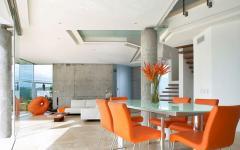 séjour salon salle à manger villa de vacances maison secondaire luxe