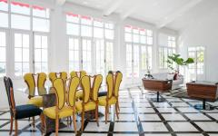 mobilier design luxe villa avec vue vacances rio de janeiro location