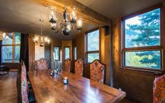ameublement design en bois massif