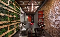 salle à manger design décalé mobilier luxe