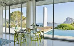 villa de luxe vacances exotiques vue