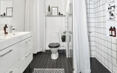 salle d'eau appartement agencement fonctionnel