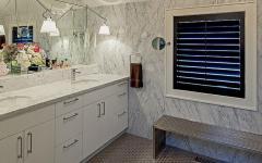 salle de bains aménagée combles maison de ville