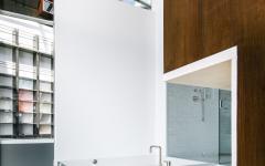 salle de bain originale aménagement minimaliste