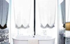 salle de bain aménagement spacieux luxe