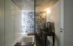 aménagement compact salle de bain