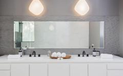 aménagement salle de bains design moderne luxe