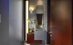salle de bains au design élégant et moderne