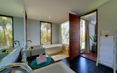 intérieur villa de luxe vacances exotiques