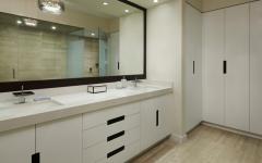 ameublement salle de bain simple