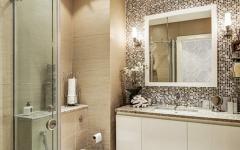 salle de bain design original cabine de douche